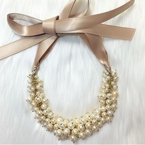 "Handmade ""Lauren"" pearl necklace"